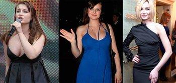 Полина Гагарина похудела на 40 кг! Секрет похудения известной певицы