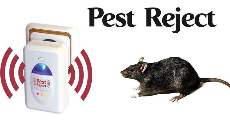 ультразвуковой отпугиватель насекомых пест реджект отзывы