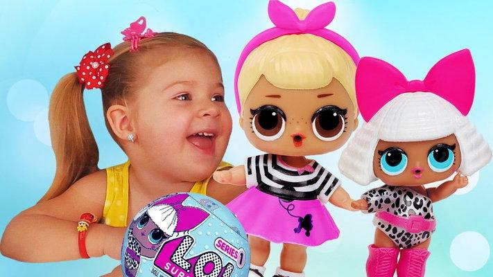 Уникальная кукла-сюрприз из коллекции LOL: купите в подарок!