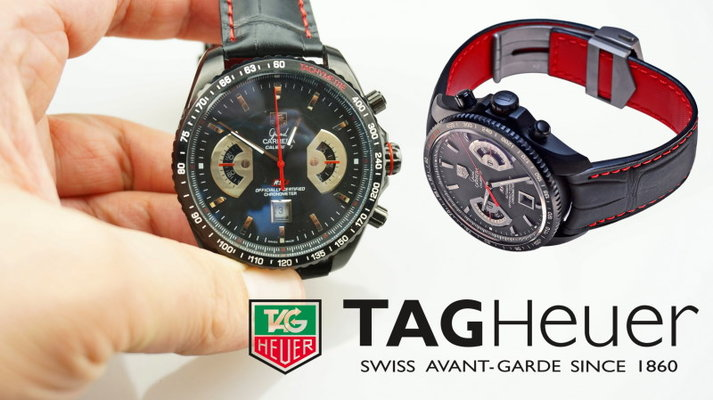 Часы TAG Heuer Grand Carrera отзывы