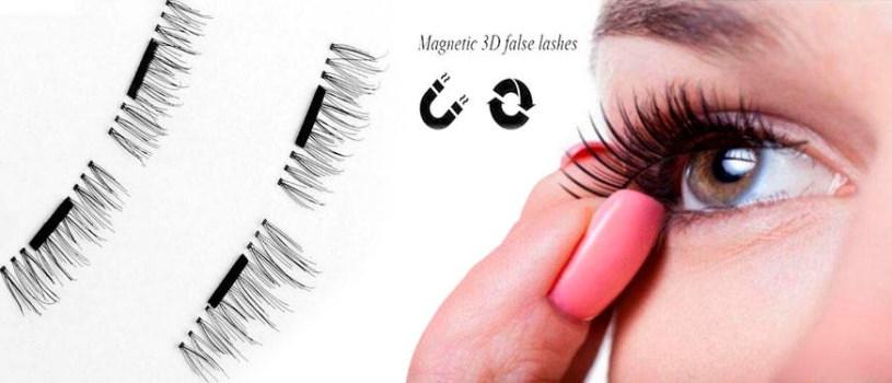 Картинки по запросу Ресницы магнитные накладные Magnet Lashes