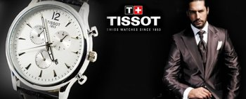 Мужские часы TISSOT ― олицетворение статуса и успеха, чувства стиля и вкуса