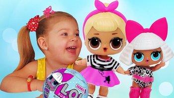 Коллекция LOL кукла-сюрприз в шарике. Лучший подарок для вашего ребенка!