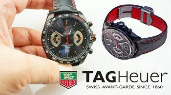Часы TAG Heuer Grand Carrera – Выбор настоящего мужчины!