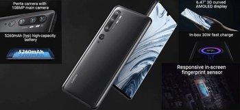 Xiaomi Mi CC9 Pro - обзор, характеристики, цены
