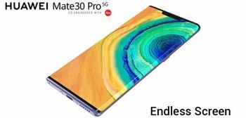 Huawei Mate 30 Pro - обзор характеристики смартфона