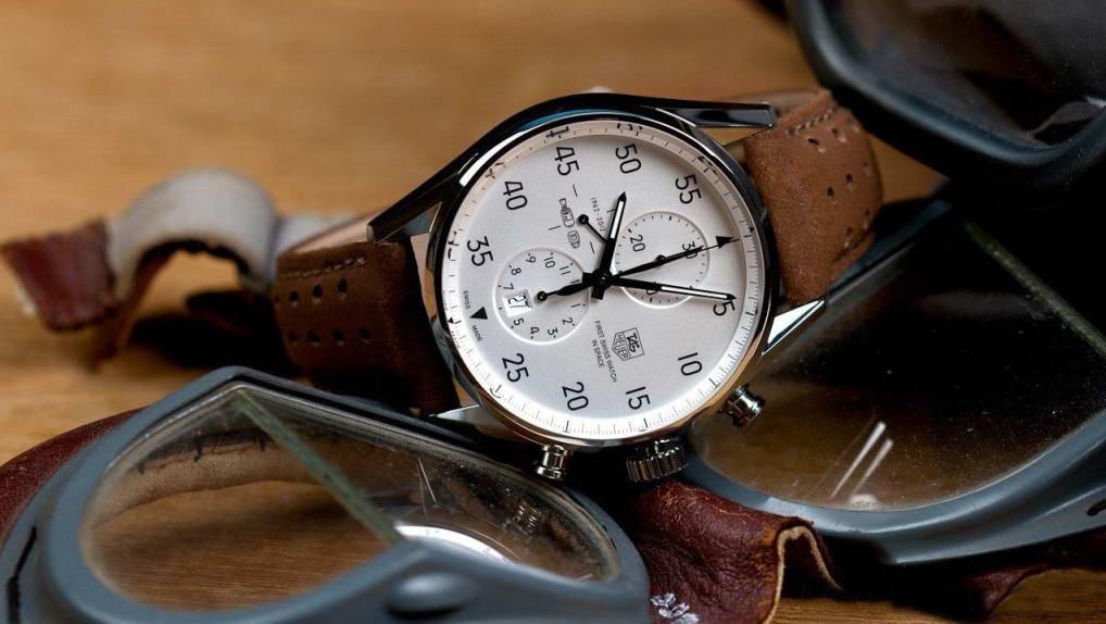 Мужские часы Tag Heuer Space X
