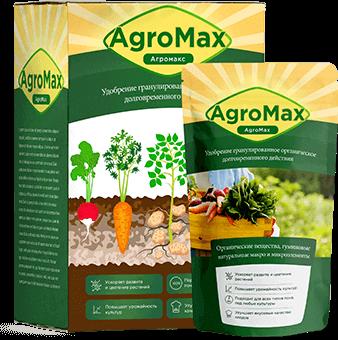 AgroMax биоудобрение для растений