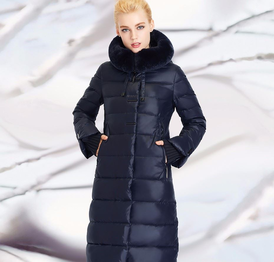 MIEGOFCE Brand New 2018 High Quality Warm Winter Jacket And Coat For Women