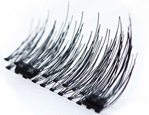 Инструкция по приклеиванию ресничек на магнитиках