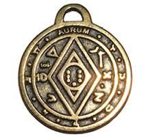 Money Amulet денежный амулет, заговоренный на удачу и богатство