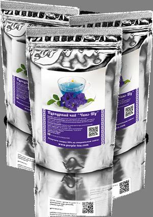 Пурпурный чай Чанг Шу купить